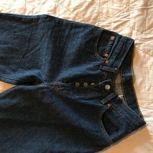 Vintage 1980s Levi's jeans